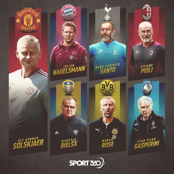 Który z nich zdobędzie jakieś trofeum ze swoją drużyną?