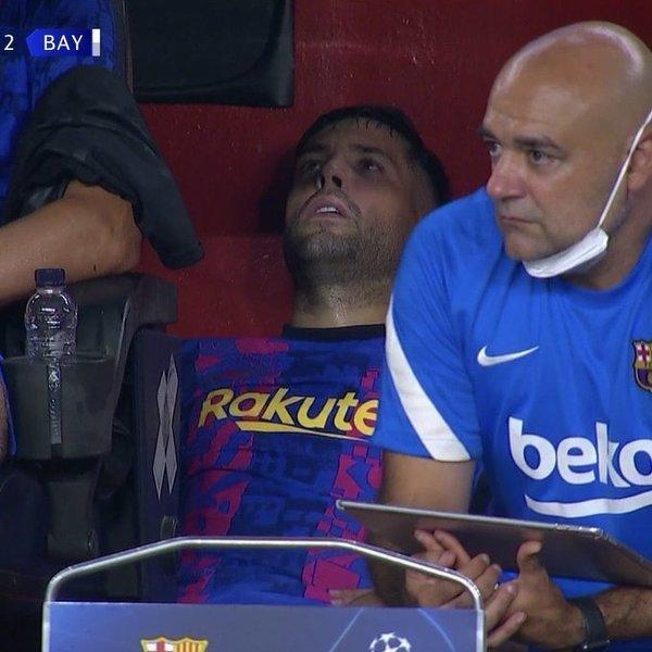 Tymczasem kibice Barcelony