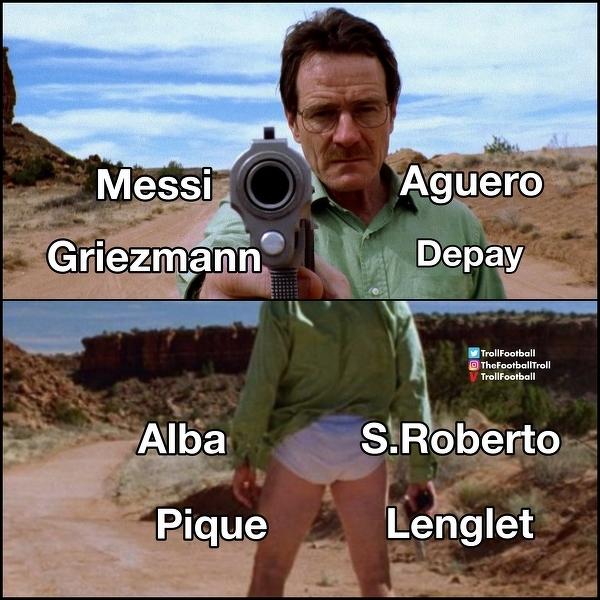 Barcelona w nowym sezonie