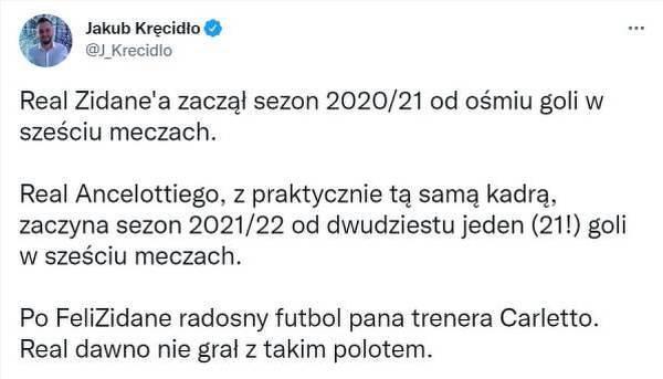 Ancelotti dał Realowi nowe życie