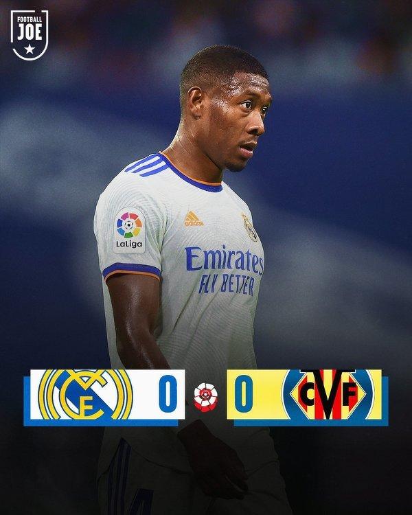 Real zatrzymany przez Villarreal